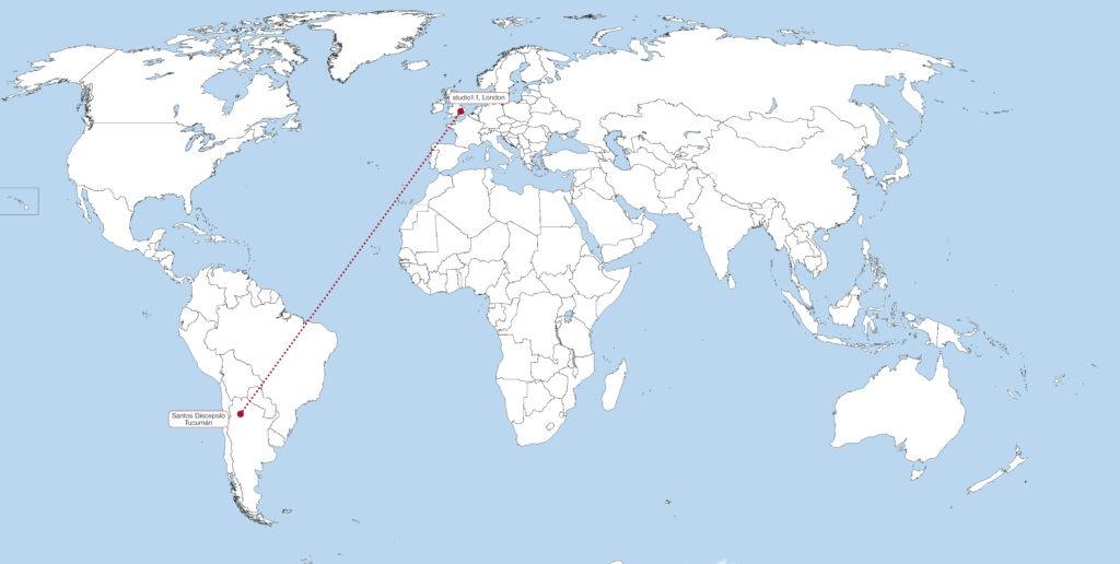 IM World Map