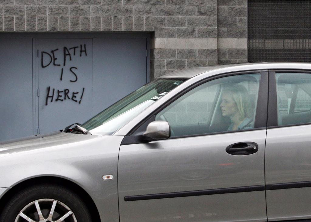 Noel Hensey | Death Is Here