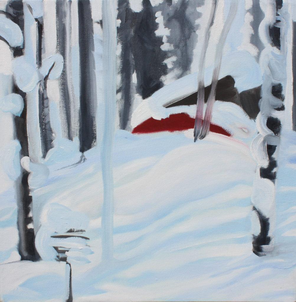 Ann Simberg Saunders   Snow Cold