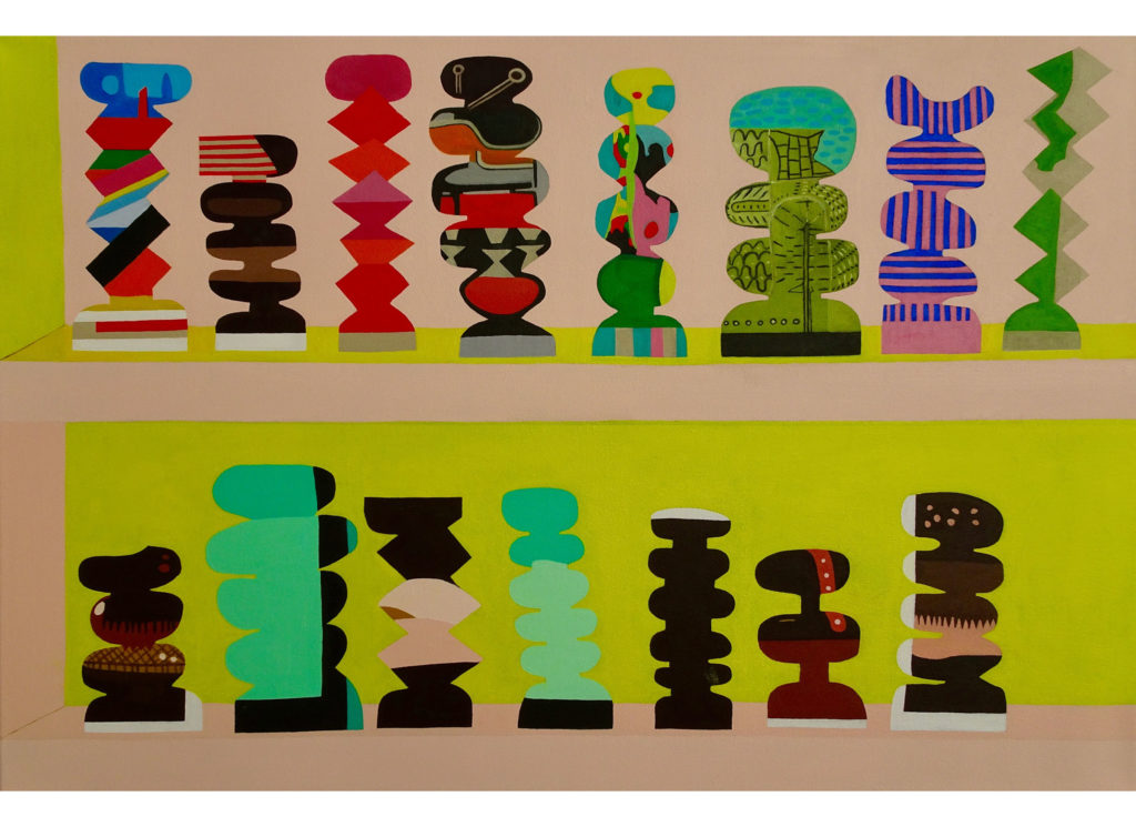 Annabel Tilley | 15 Cut-Outs